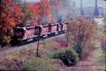 SD 40s north